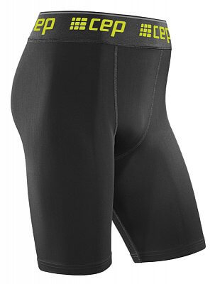 Kraťasy CEP Sportovní šortky BASE active pánské černá