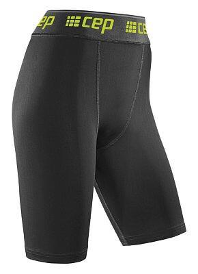 Kraťasy CEP Sportovní šortky BASE active dámské černá