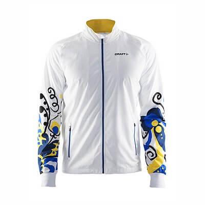 Craft Bunda Falun XC bílá