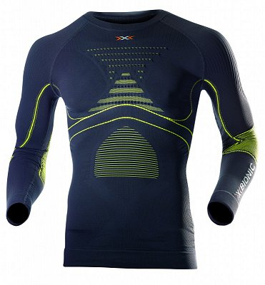 X-BIONIC Accumulator EVO Shirt Long Sl Round Neck Man