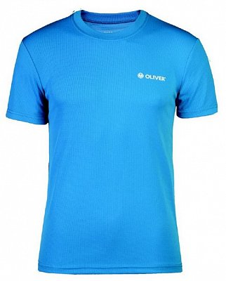Trička Oliver Active T-shirt blue