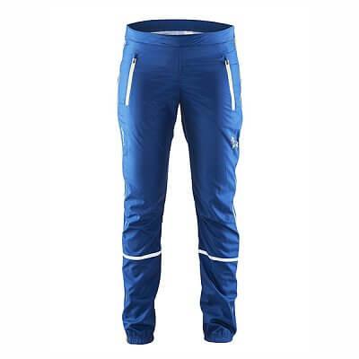 Kalhoty Craft W Kalhoty Falun XC modrá