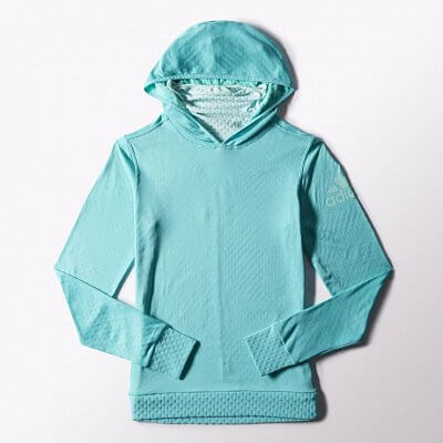 Dámská mikina adidas climaheat hoodie