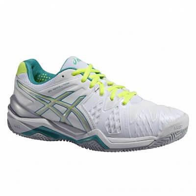 Dámské tenisové boty Asics Gel Resolution 6 Clay