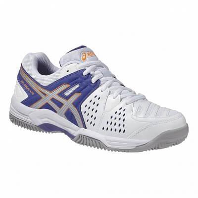 Dámské tenisové boty Asics Gel Dedicate 4 Clay