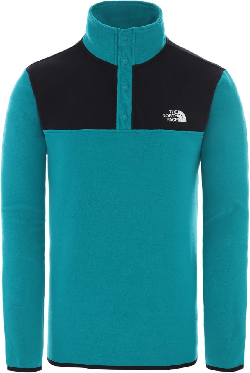 Sweatshirts The North Face Men's Tka Glacier Snap-Neck Fleece Pullover