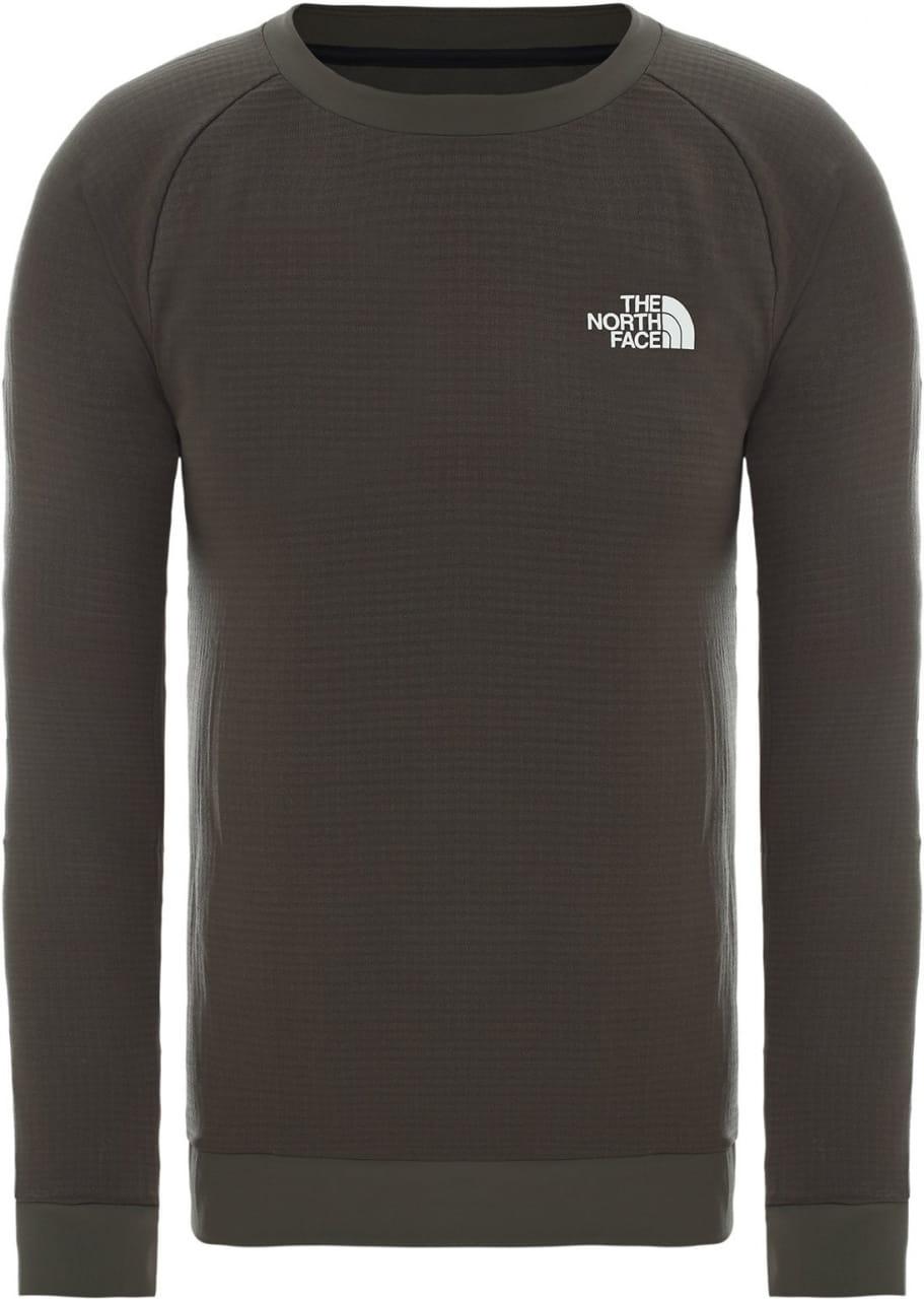 Sweatshirts The North Face Men's Summit Series L2 Power Grid Sweatshirt