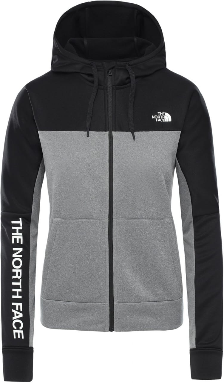 Dámská mikina The North Face Women's Train N Logo Full Zip Hoodie