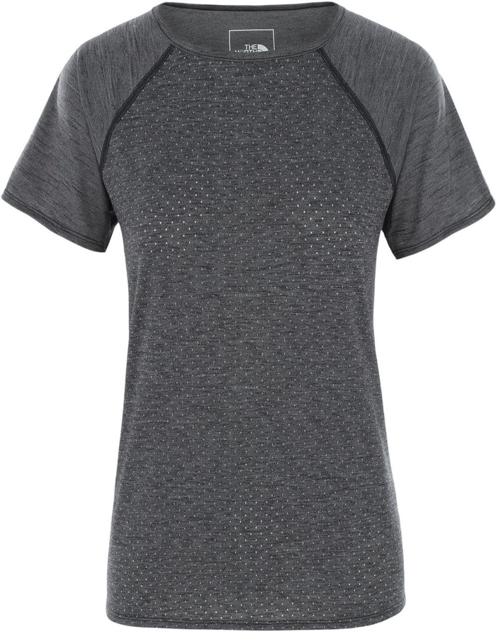Dámké žakárové tričko The North Face Women's Active Trail Jacquard T-Shirt