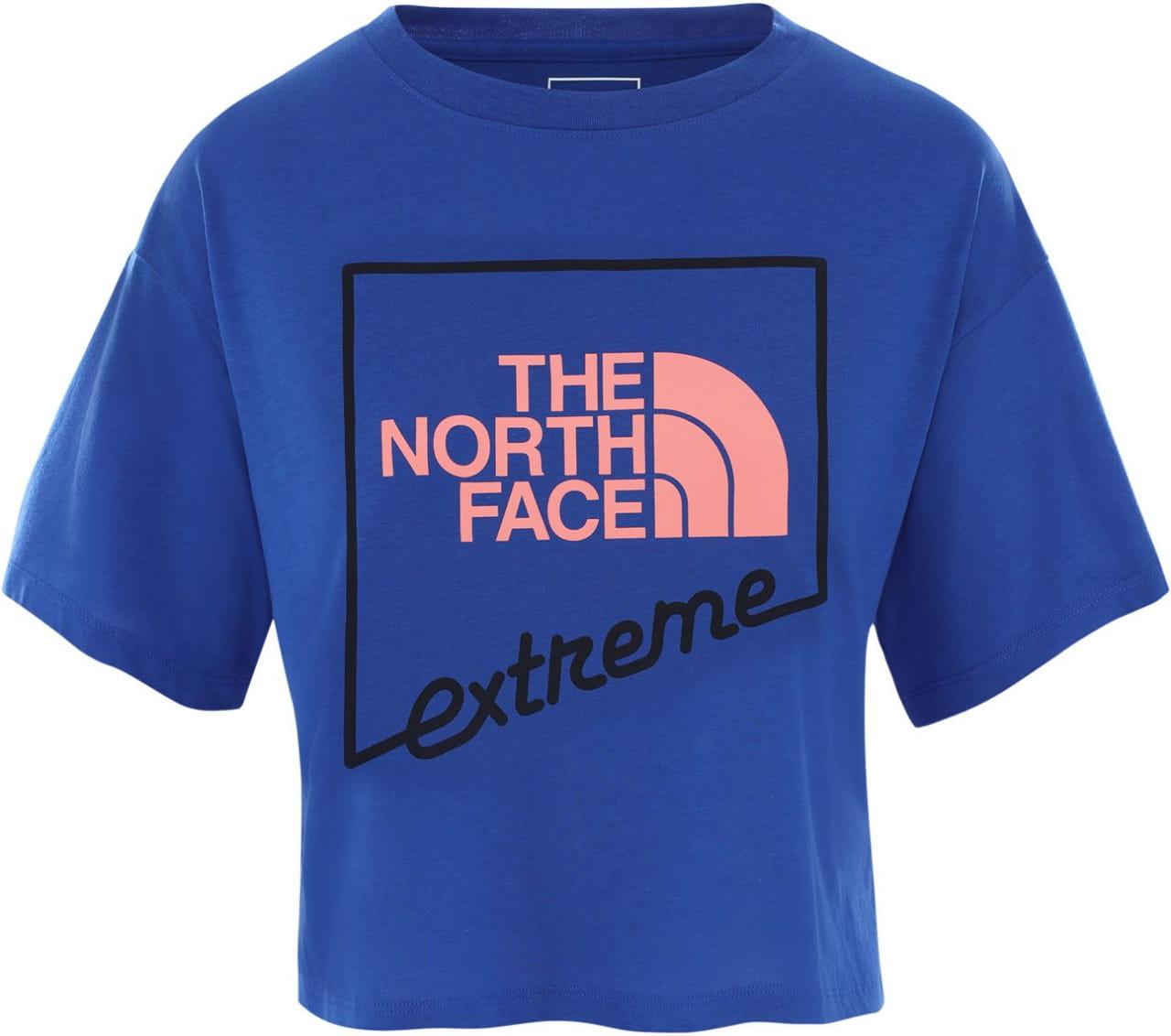 Dámské tričko The North Face Women's Extreme Crop T-Shirt