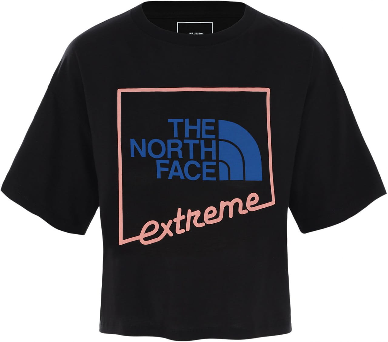 T-Shirts The North Face Women's Extreme Crop T-Shirt
