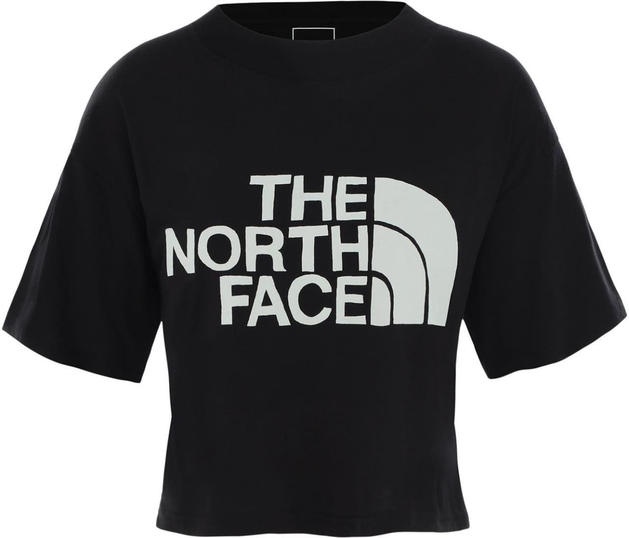 Dámské zkrácené tričko The North Face Women's Half Dome Cropped T-Shirt
