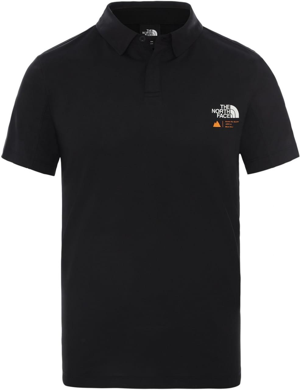 Pánská polokošile The North Face Men's Glacier Polo Shirt