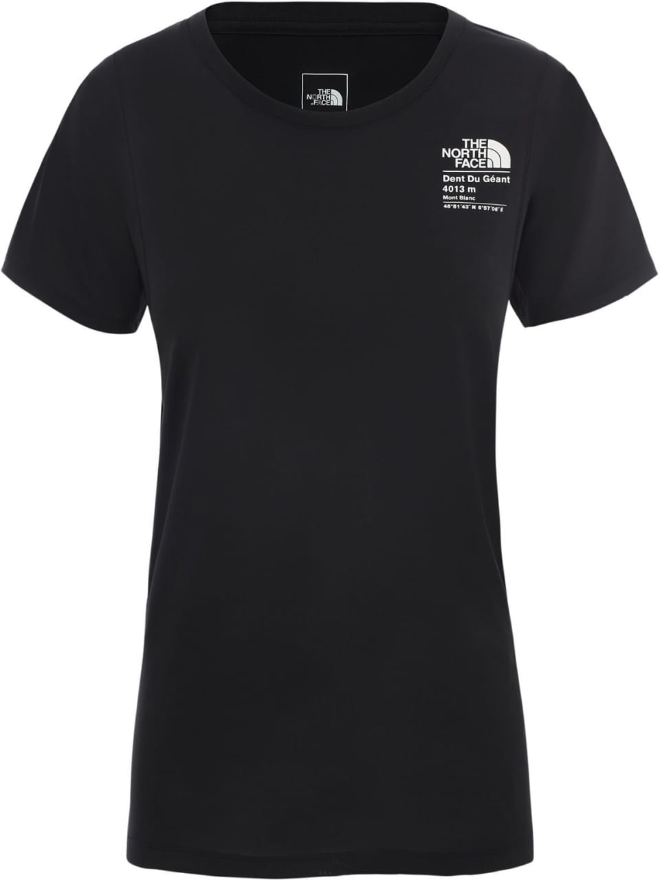 Dámské tričko The North Face Women's Glacier T-Shirt