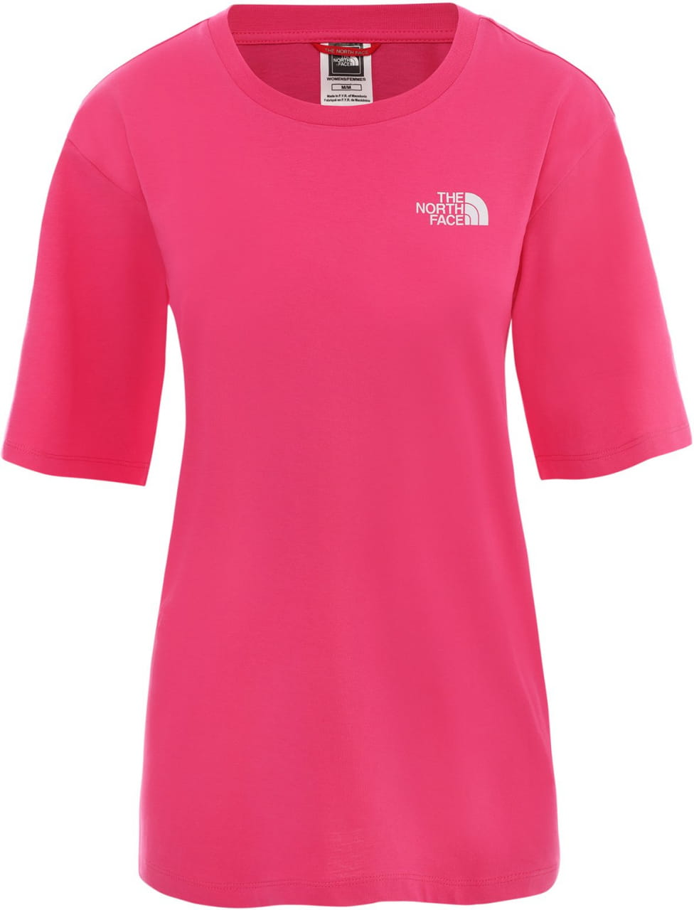 T-Shirts The North Face Women's Bf Simple Dome T-Shirt
