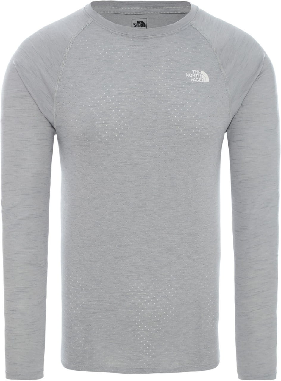 T-Shirts The North Face Men's Active Trail Jacquard Long-Sleeve Top