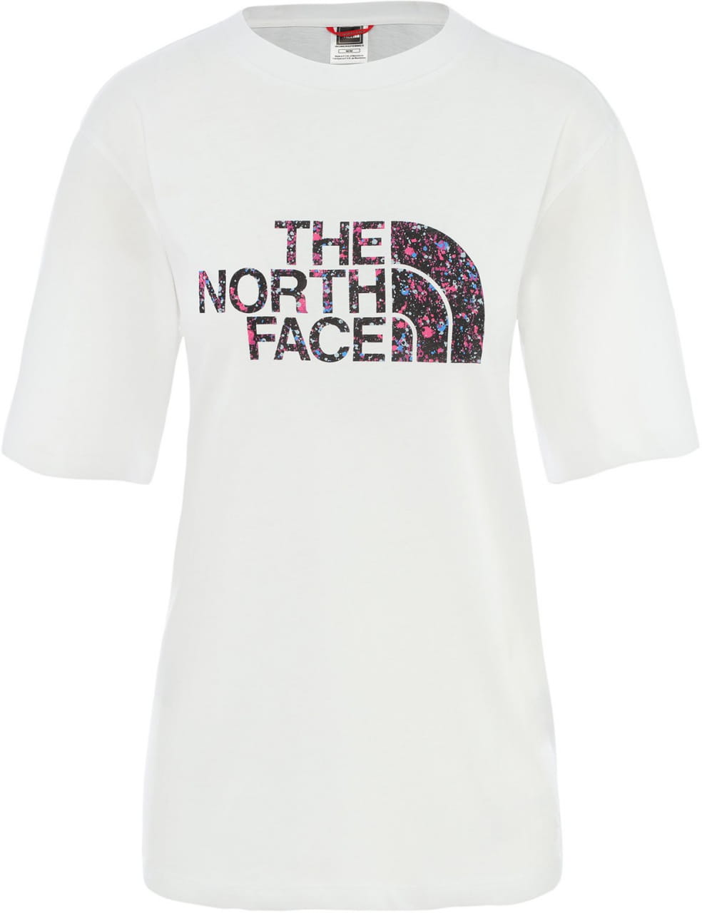 Dámské tričko The North Face Women's Bf Easy T-Shirt