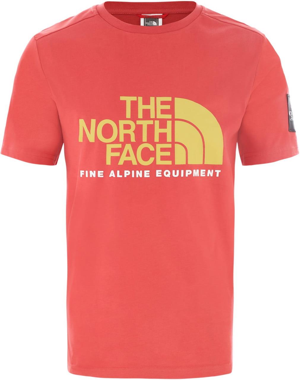 Pánské tričko The North Face Men's Fine Alpine 2 T-Shirt