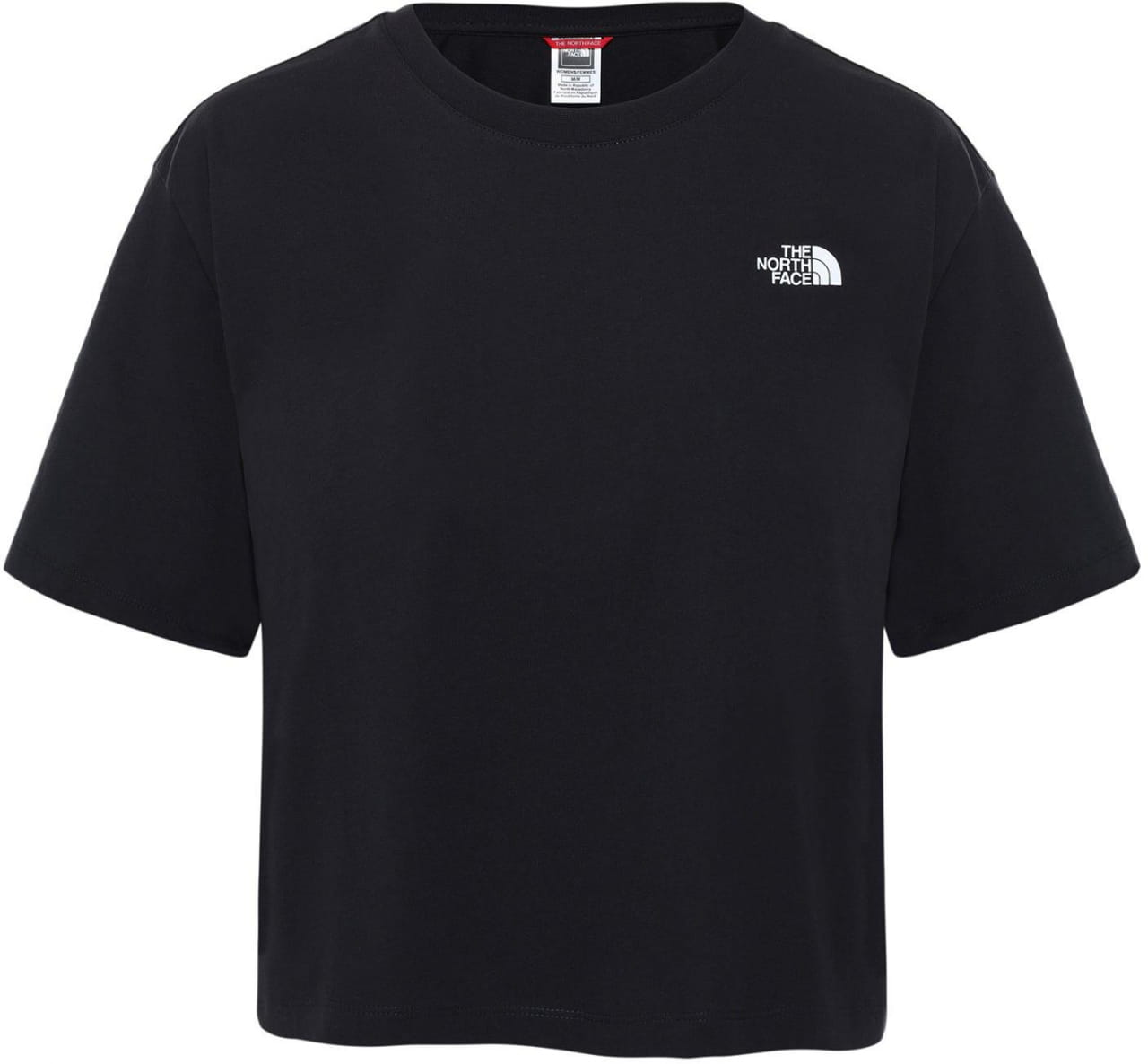 T-Shirts The North Face Women's Cropped Simple Dome T-Shirt