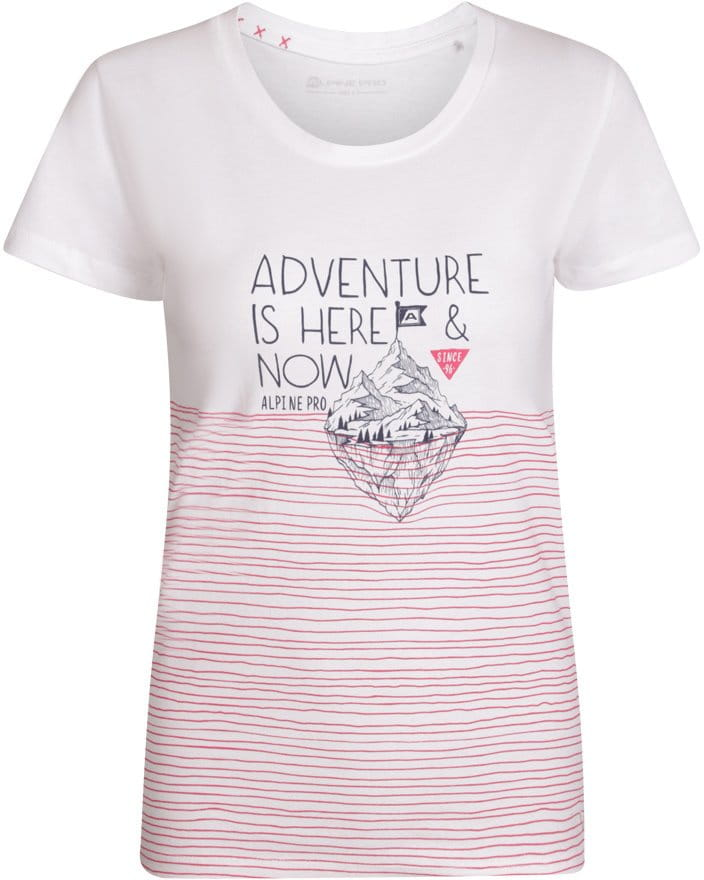 T-Shirts Alpine Pro Marina