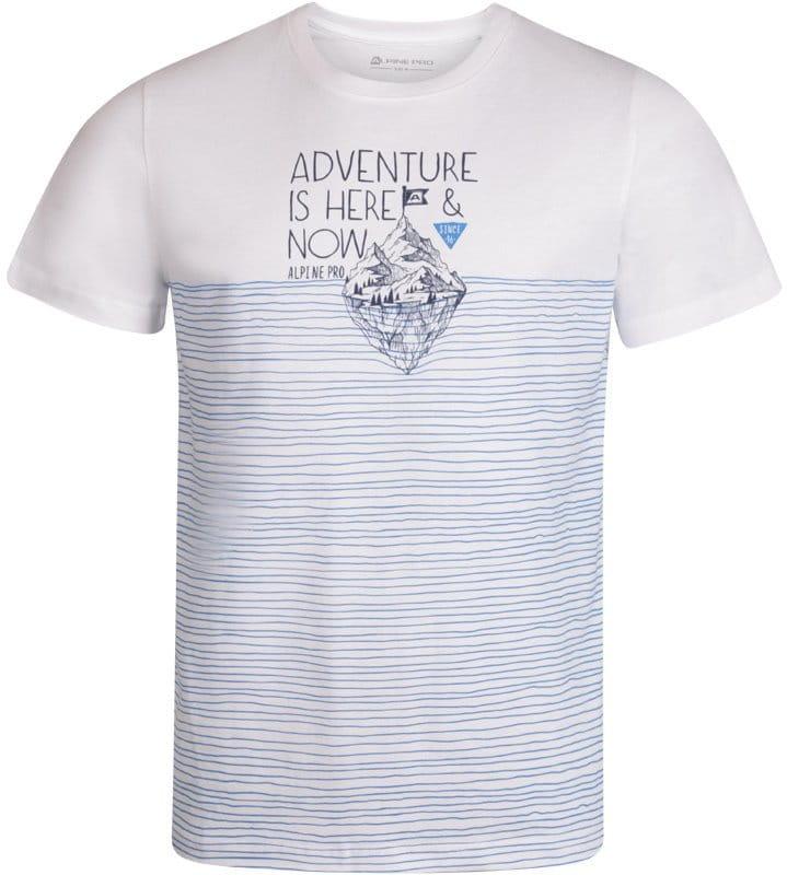 T-Shirts Alpine Pro Marin