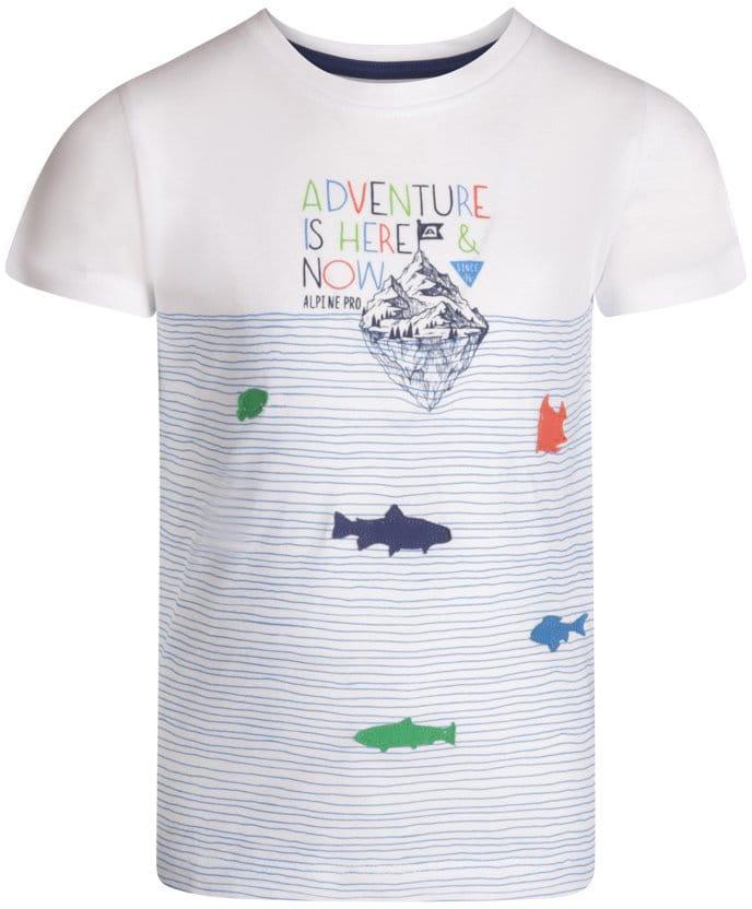 T-Shirts Alpine Pro Marino