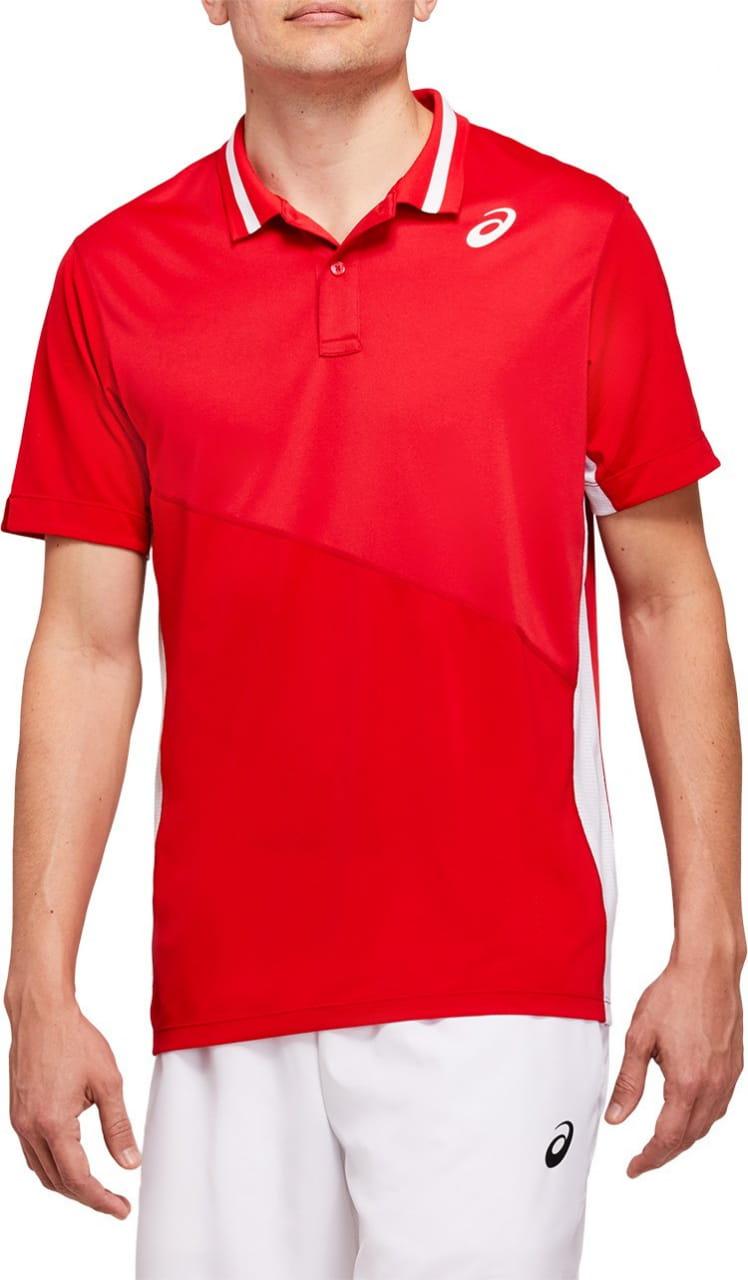 T-Shirts Asics Club M Polo Shirt