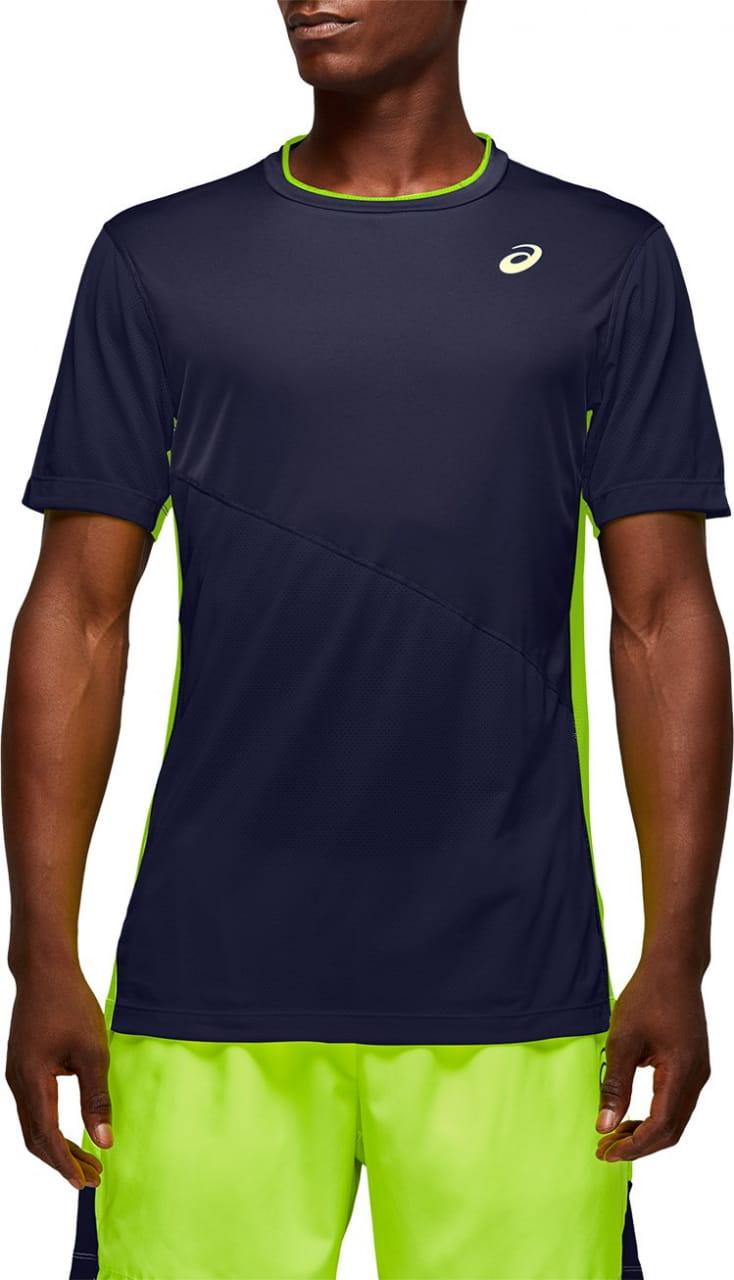 T-Shirts Asics Club M SS Tee
