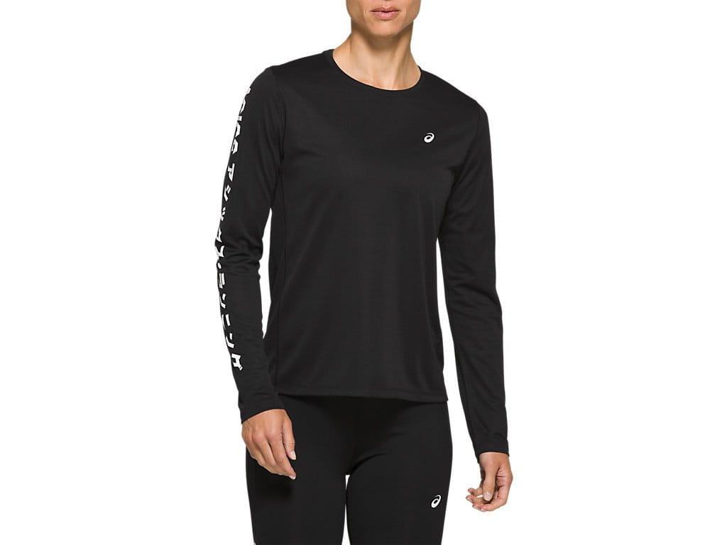 Dámské sportovní tričko Asics Katakana LS Top