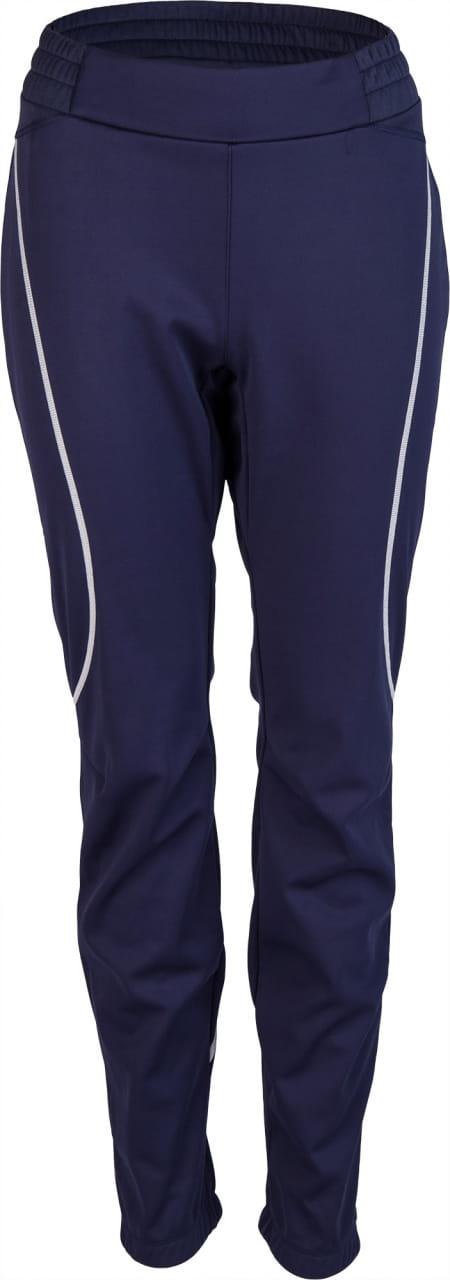 Kalhoty Craft W Kalhoty Discovery modrá