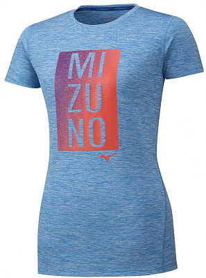 Dámské sportovní tričko Mizuno Impulse Core Graphic Tee
