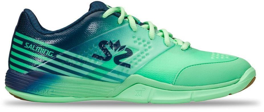 Halová obuv Salming Viper 5 Shoe Women Turquoise/Navy