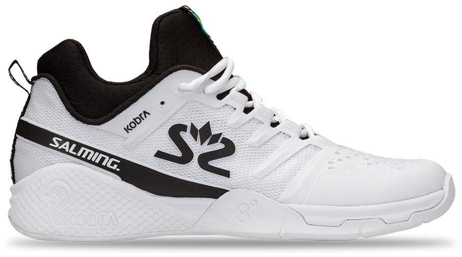 Halová obuv Salming Kobra Mid 3 Shoe Men White/Black
