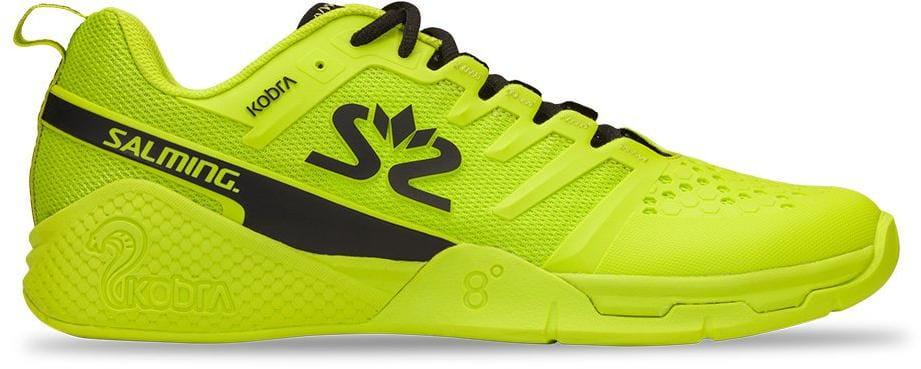 Halová obuv Salming Kobra 3 Shoe Men Fluo Green/Black