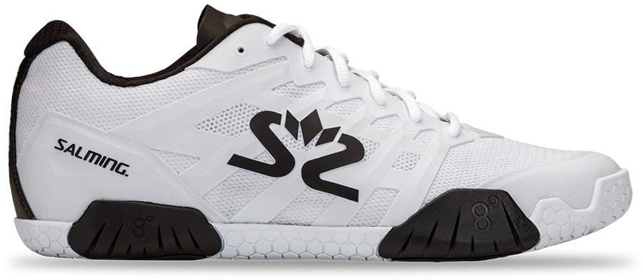 Halová obuv Salming Hawk 2 Shoe Men White/Black