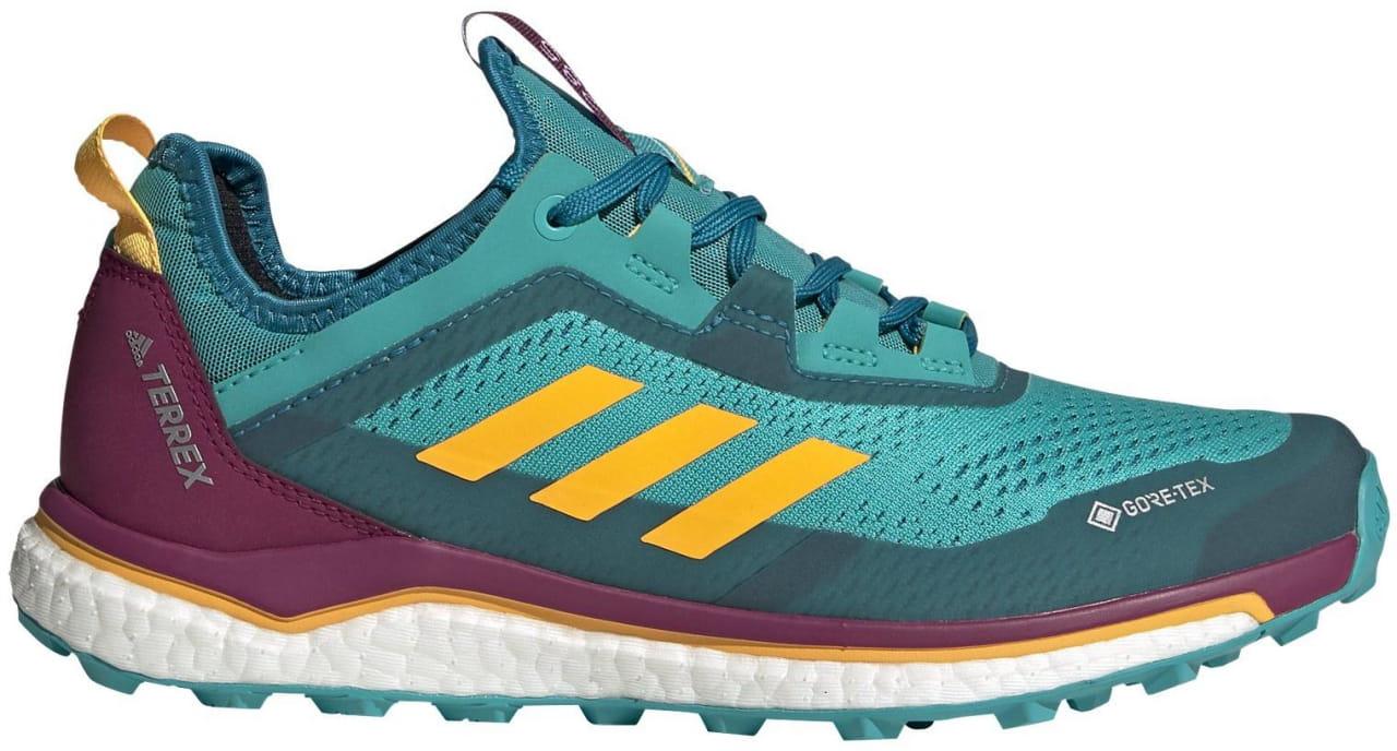 Dámské běžecké boty adidas Terrex Agravic Flow GTX W