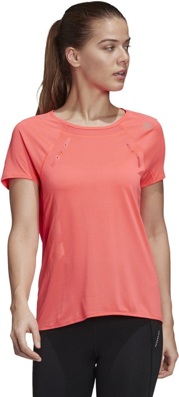 Dámské běžecké tričko adidas Heat.Rdy Tee Women