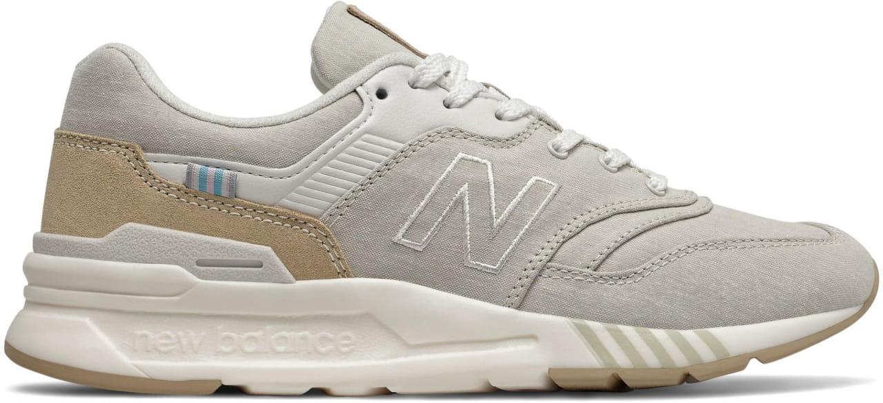 Dámská volnočasová obuv New Balance CW997HBG