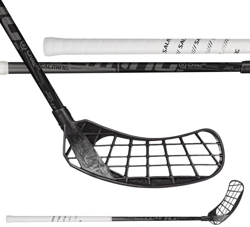 Florbalová hokejka Salming Oval Fusion (Quest2) 20'