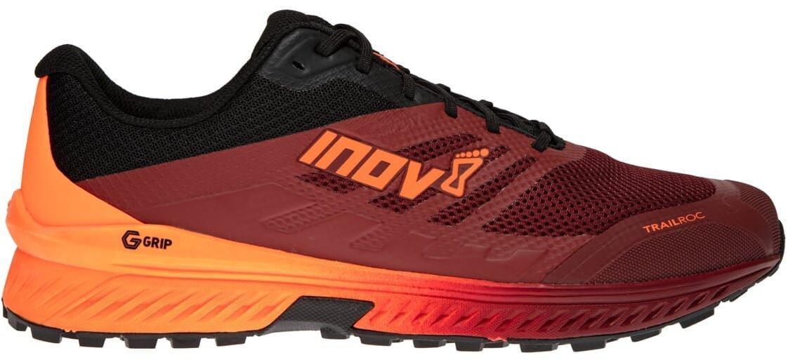 Běžecká obuv Inov-8  TRAILROC 280 M (M) red/orange červená