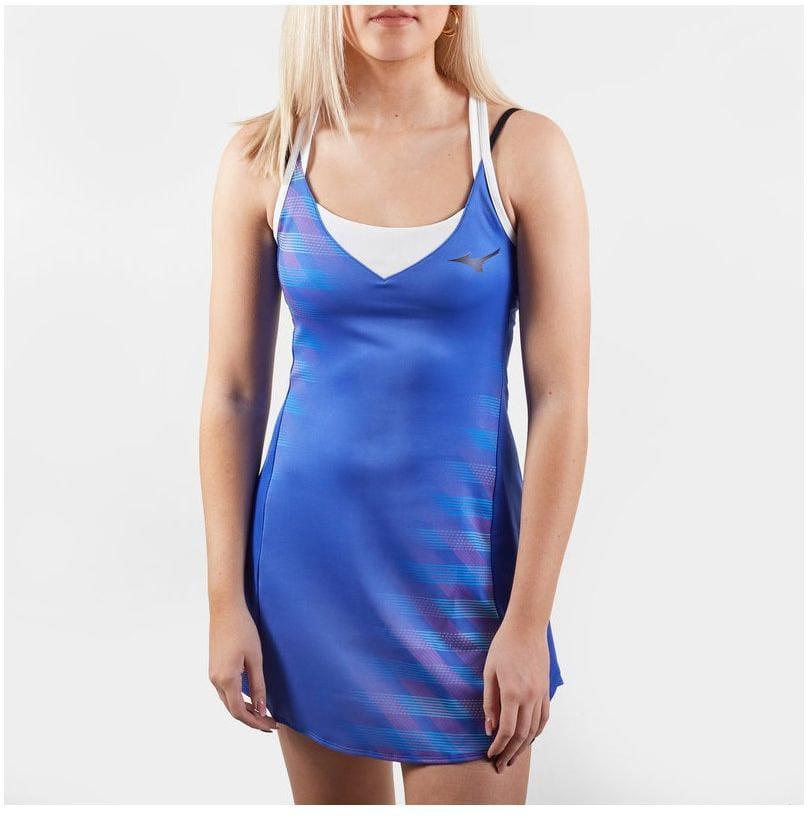 Dámské tenisové šaty Mizuno Printed Dress