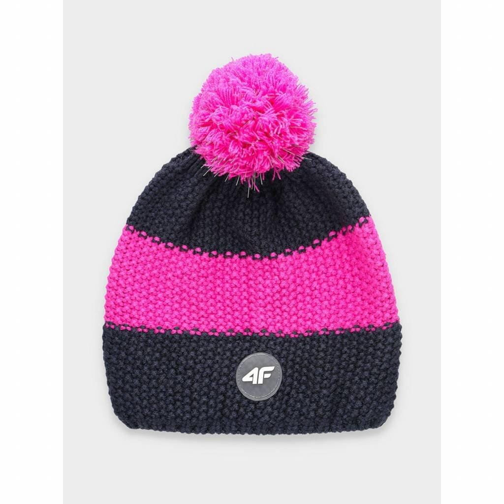 Čepice 4F Girl's cap JCAD003