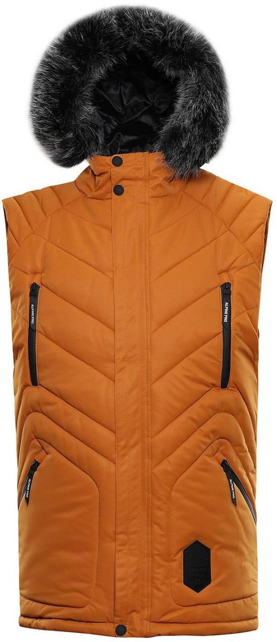Pánská zimní vesta s membránou Alpine Pro Jarvis 3
