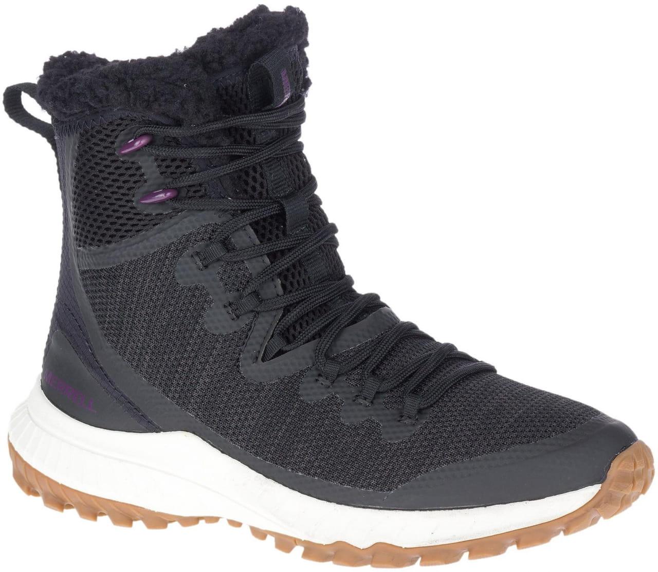Dámska zimná obuv Merrell Bravada Knit Polar WTPF