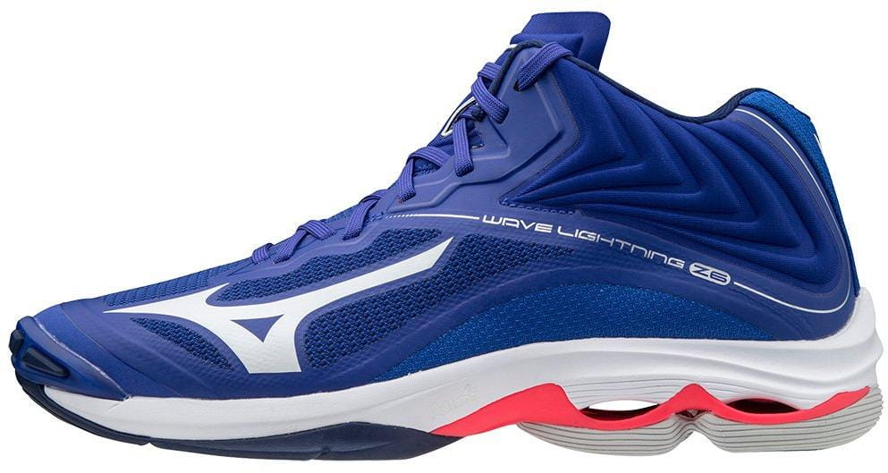 Unisexová volejbalová obuv Mizuno Wave Lightning Z6 Mid