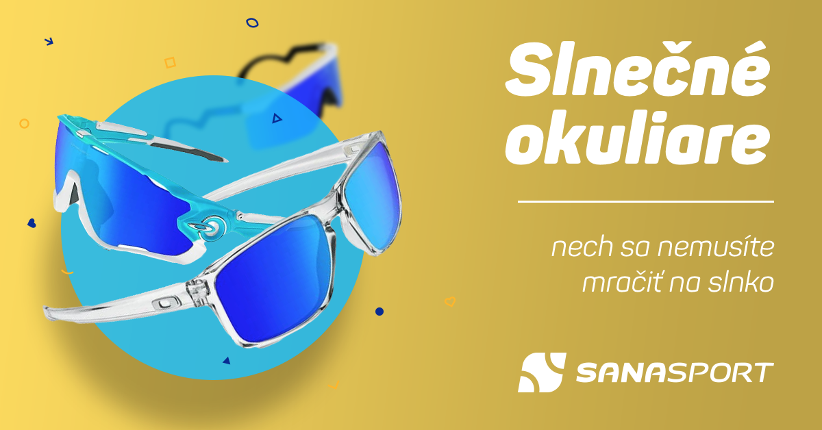 8b77e9364 Slnečné okuliare | Sanasport.sk