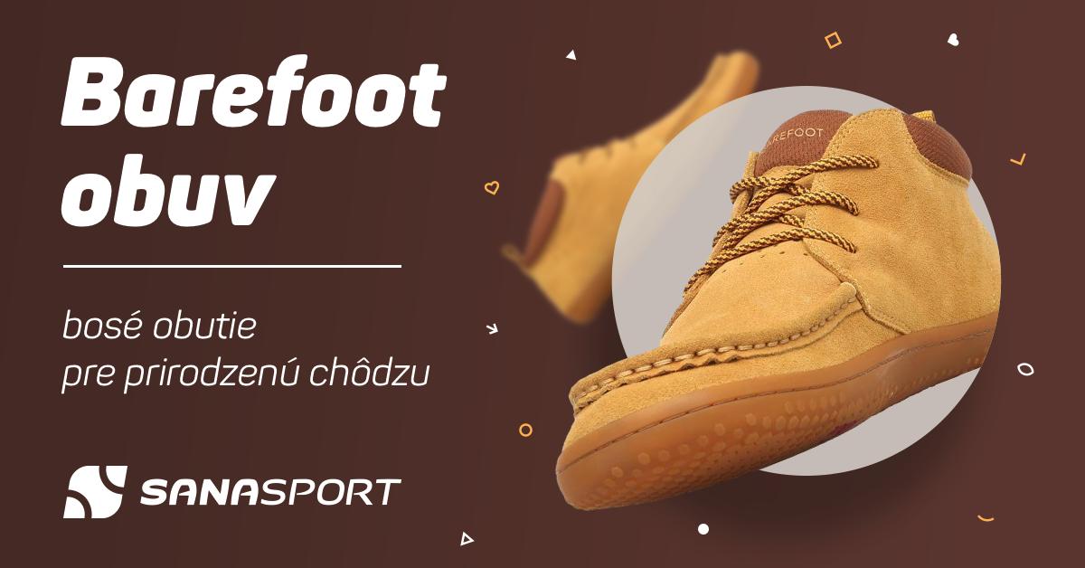 02f1684cf5289 Barefoot obuv   Sanasport.sk
