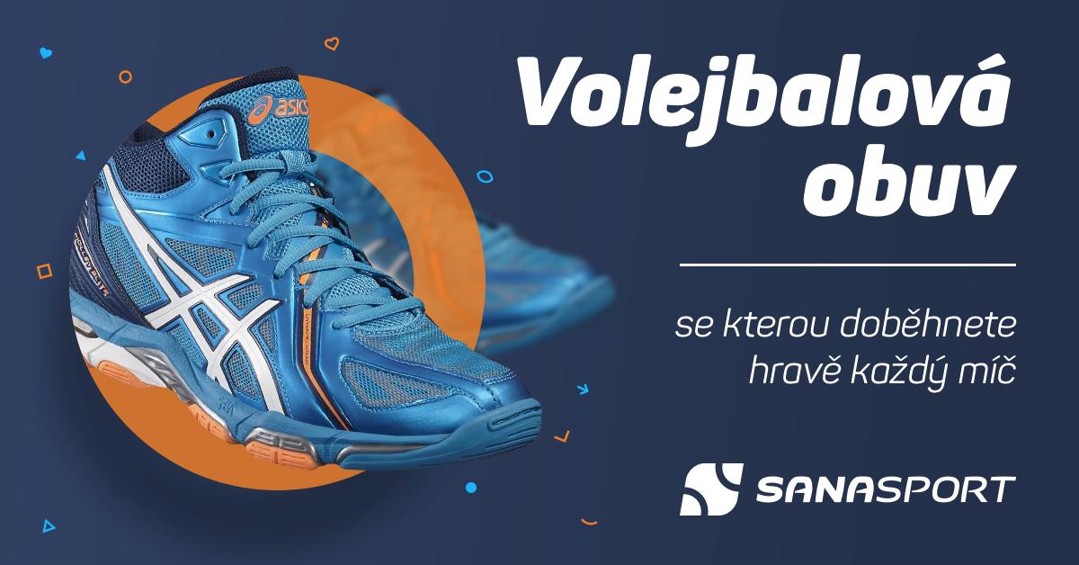 9607c32f6c3 Pánská volejbalová obuv