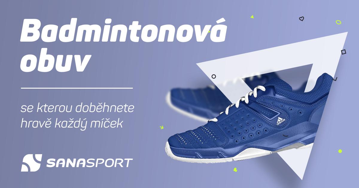 885f5d98701 Pánská badmintonová obuv