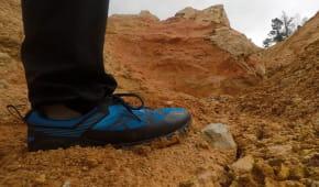 Test a porovnanie trailového modelu Salming Ranger